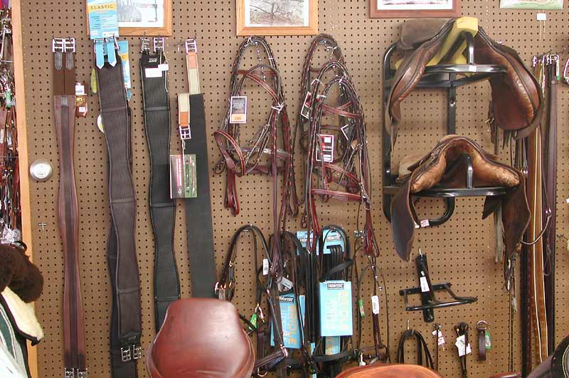 Western Maryland Horse tack and Saddles, Weaver Girths